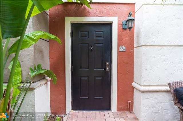 888 S Douglas Rd #106, Coral Gables, FL 33134 (MLS #F10216432) :: Best Florida Houses of RE/MAX