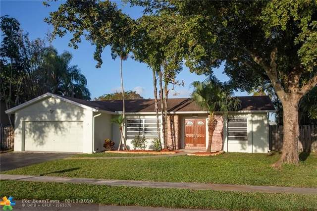 8743 SW 50th Pl, Cooper City, FL 33328 (MLS #F10216445) :: United Realty Group