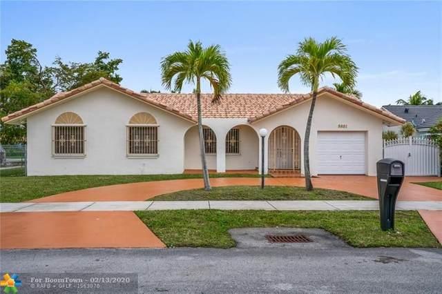 3601 SW 138th Ct, Miami, FL 33175 (MLS #F10216488) :: Green Realty Properties