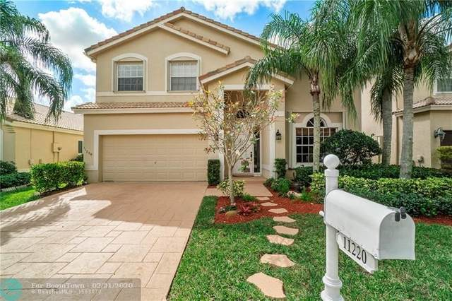 11220 NW 52nd St, Coral Springs, FL 33076 (MLS #F10216508) :: United Realty Group