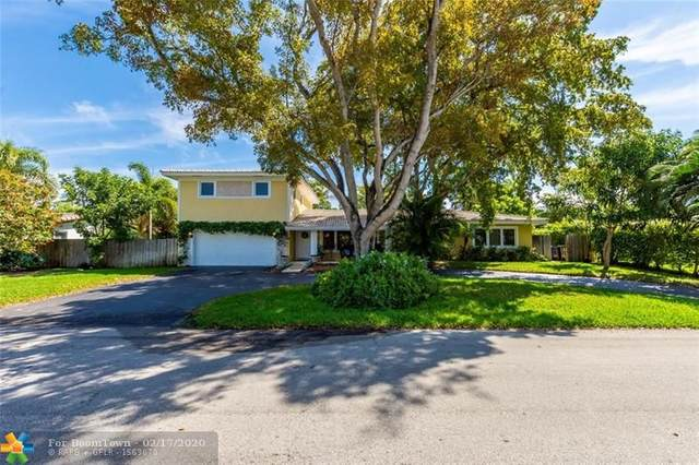 2608 NE 27th Ter, Fort Lauderdale, FL 33306 (MLS #F10216517) :: Berkshire Hathaway HomeServices EWM Realty