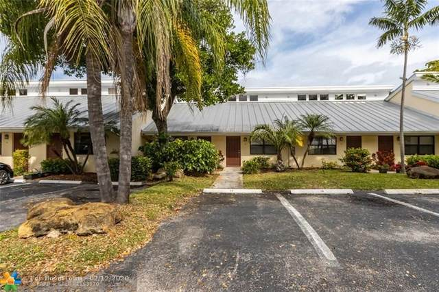 1455 Holly Heights Dr #16, Fort Lauderdale, FL 33304 (MLS #F10216530) :: The O'Flaherty Team
