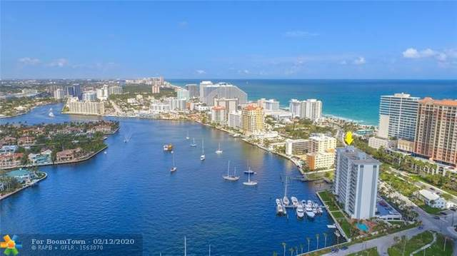 77 S Birch Rd 8D, Fort Lauderdale, FL 33316 (MLS #F10216559) :: The O'Flaherty Team