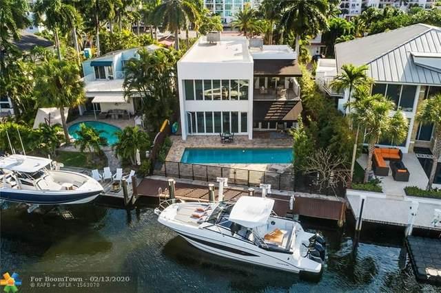 101 S Gordon Rd, Fort Lauderdale, FL 33301 (MLS #F10216571) :: Berkshire Hathaway HomeServices EWM Realty
