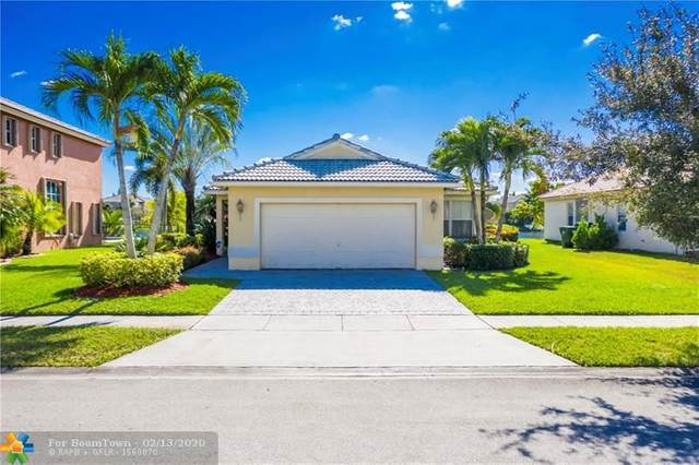 16294 SW 11th St, Pembroke Pines, FL 33027 (MLS #F10216586) :: Castelli Real Estate Services