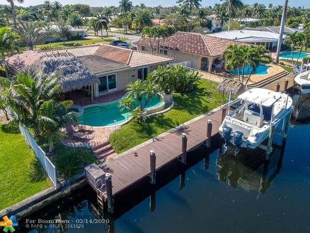 341 SE 4th St, Pompano Beach, FL 33060 (MLS #F10216592) :: Berkshire Hathaway HomeServices EWM Realty