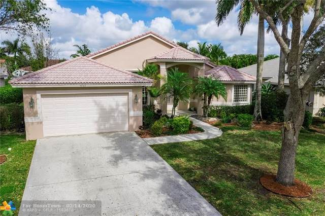 4965 NW 110th Ter, Coral Springs, FL 33076 (MLS #F10216595) :: United Realty Group