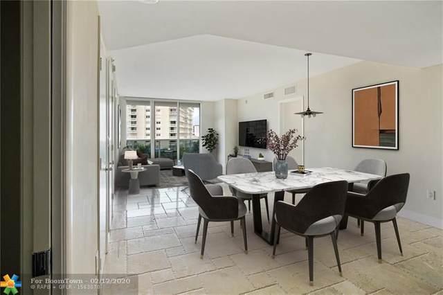 1800 S Ocean Dr #507, Hallandale, FL 33009 (MLS #F10216625) :: Castelli Real Estate Services