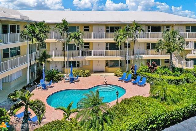 535 Hendricks Isle #307, Fort Lauderdale, FL 33301 (MLS #F10216638) :: Berkshire Hathaway HomeServices EWM Realty