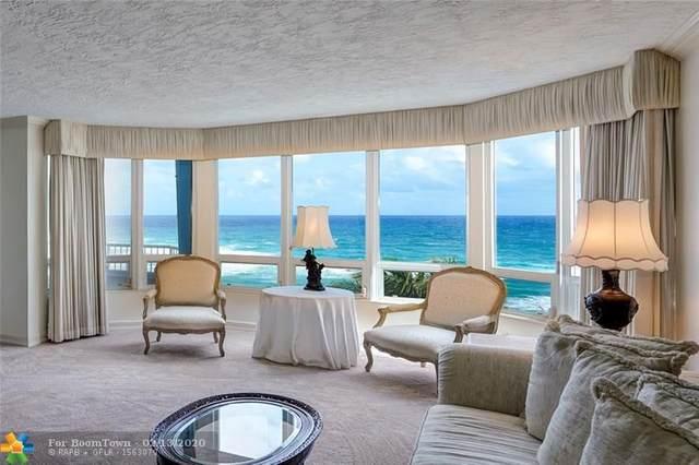 1073 Hillsboro Mile 6S, Hillsboro Beach, FL 33062 (#F10216640) :: Signature International Real Estate
