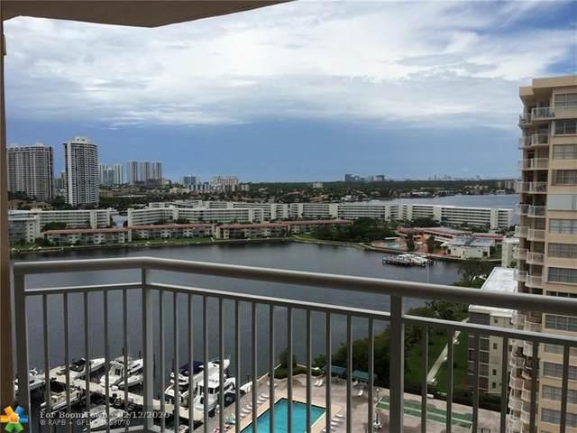 18061 Biscayne Blvd 1704-2, Aventura, FL 33160 (MLS #F10216645) :: Berkshire Hathaway HomeServices EWM Realty