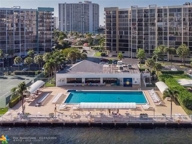 400 Leslie Dr #518, Hallandale, FL 33009 (MLS #F10216658) :: Castelli Real Estate Services