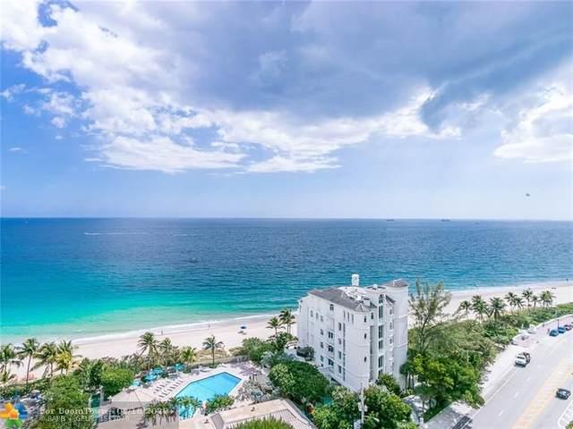 1905 N Ocean Blvd 16C, Fort Lauderdale, FL 33305 (MLS #F10216703) :: Berkshire Hathaway HomeServices EWM Realty