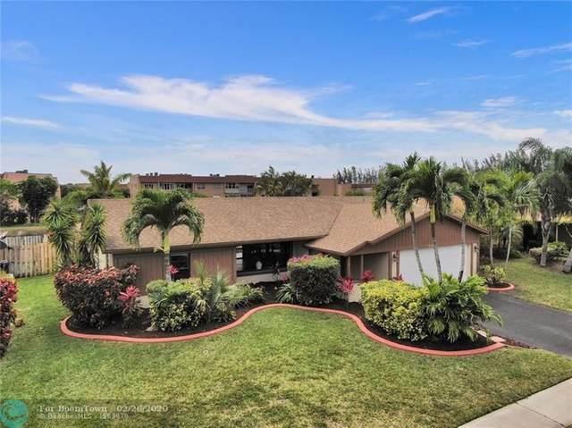 9510 NW 31st Pl, Sunrise, FL 33351 (MLS #F10216708) :: Berkshire Hathaway HomeServices EWM Realty