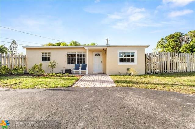 3011 NE 12th Ave, Pompano Beach, FL 33064 (MLS #F10216719) :: Berkshire Hathaway HomeServices EWM Realty