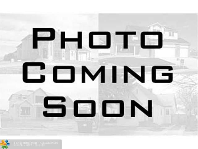 10100 Sweet Bay St, Plantation, FL 33324 (MLS #F10216749) :: Green Realty Properties