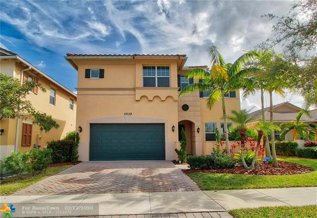 12138 NW 82nd St, Parkland, FL 33076 (MLS #F10216778) :: Green Realty Properties