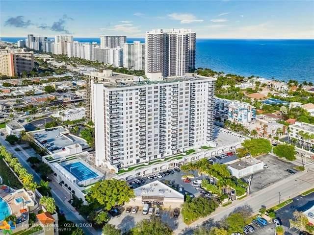3015 N Ocean Blvd 11B, Fort Lauderdale, FL 33308 (MLS #F10216789) :: The O'Flaherty Team