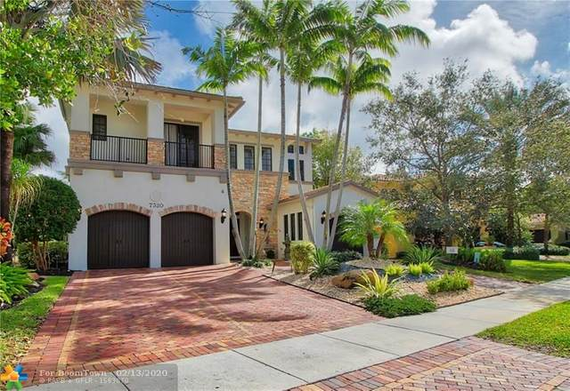 7320 Wisteria Ave, Parkland, FL 33076 (MLS #F10216790) :: Castelli Real Estate Services
