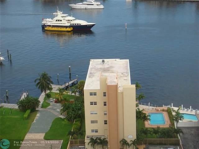 9 N Birch Rd #205, Fort Lauderdale, FL 33304 (MLS #F10216817) :: Berkshire Hathaway HomeServices EWM Realty