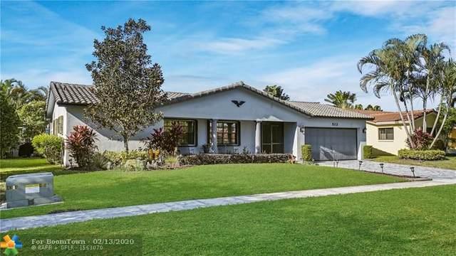 513 NW 103rd Ave, Plantation, FL 33324 (MLS #F10216826) :: Berkshire Hathaway HomeServices EWM Realty