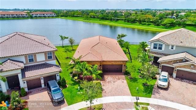 9820 S Miralago Way, Parkland, FL 33076 (MLS #F10216838) :: Castelli Real Estate Services
