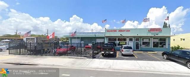 2325 Pembroke Rd, Hollywood, FL 33020 (MLS #F10216839) :: The O'Flaherty Team