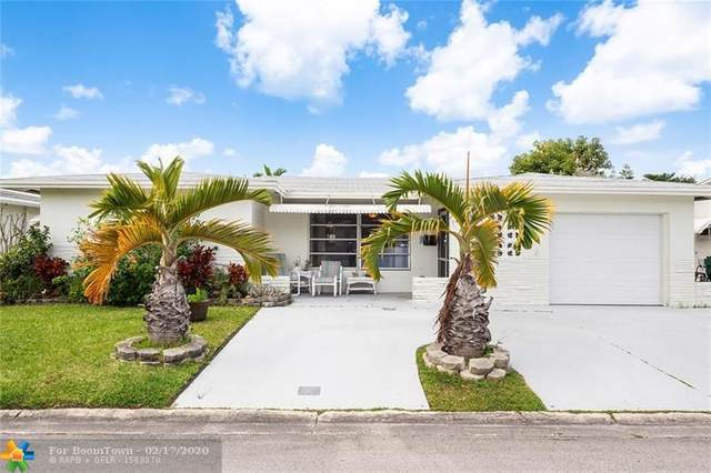 1465 NW 66th Ter, Margate, FL 33063 (MLS #F10216841) :: United Realty Group