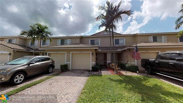 9126 Chambers St #9126, Tamarac, FL 33321 (MLS #F10216846) :: Green Realty Properties