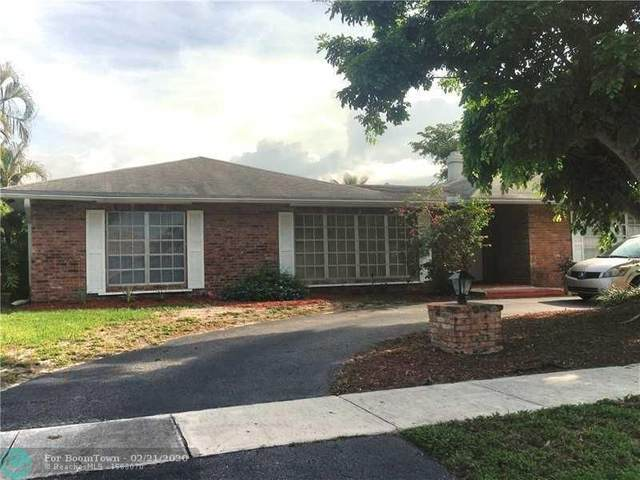 7461 SW 15TH ST, Plantation, FL 33317 (MLS #F10216864) :: THE BANNON GROUP at RE/MAX CONSULTANTS REALTY I