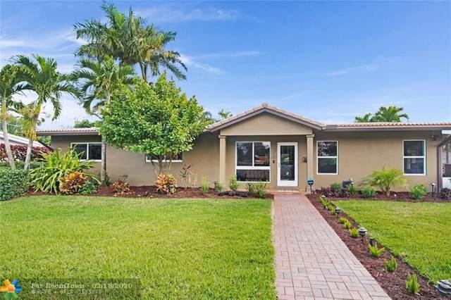 616 NW 21st Pl, Wilton Manors, FL 33311 (MLS #F10216871) :: RE/MAX