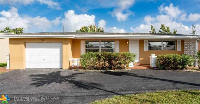 9101 NW 25th Ct, Sunrise, FL 33322 (MLS #F10216874) :: Green Realty Properties