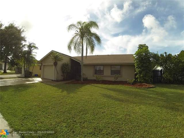 9138 Bedford Dr, Boca Raton, FL 33434 (MLS #F10216876) :: The Paiz Group