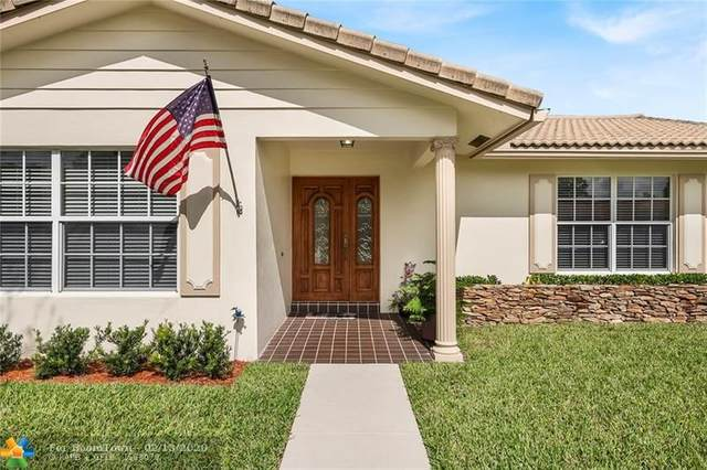 8771 NW 18th Court, Coral Springs, FL 33071 (MLS #F10216889) :: Green Realty Properties