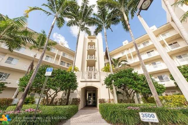 3500 Oaks Clubhouse Dr #402, Pompano Beach, FL 33069 (MLS #F10216900) :: Green Realty Properties