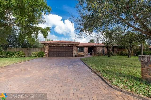 1391 NW 82nd Ave, Coral Springs, FL 33071 (MLS #F10216901) :: Green Realty Properties