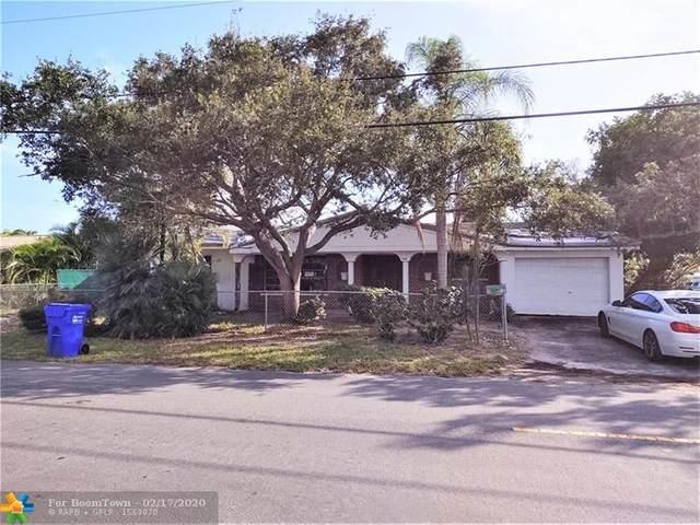 700 SE 5th Ct, Pompano Beach, FL 33060 (MLS #F10216913) :: Berkshire Hathaway HomeServices EWM Realty