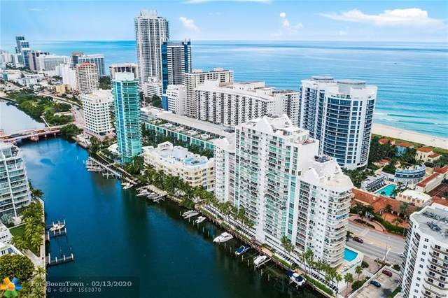 5900 Collins Ave #1007, Miami Beach, FL 33140 (MLS #F10216928) :: Green Realty Properties