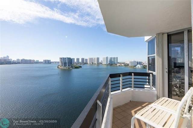3600 Mystic Pointe Dr #1518, Aventura, FL 33180 (MLS #F10216935) :: Berkshire Hathaway HomeServices EWM Realty