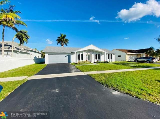 1110 NW 133rd Ave, Sunrise, FL 33323 (MLS #F10216964) :: Berkshire Hathaway HomeServices EWM Realty