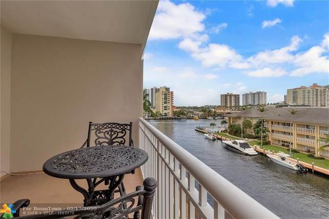 2880 NE 33rd Ct #406, Fort Lauderdale, FL 33306 (MLS #F10216970) :: GK Realty Group LLC