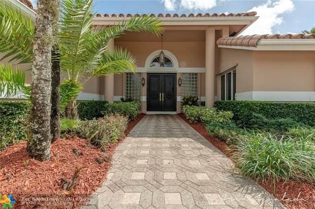 7700 S Woodridge Dr, Parkland, FL 33067 (MLS #F10216974) :: Green Realty Properties