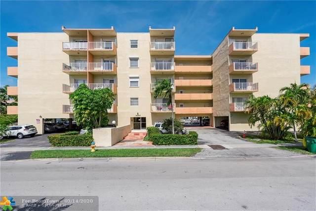 3545 NE 167th St #406, North Miami Beach, FL 33160 (MLS #F10216994) :: Berkshire Hathaway HomeServices EWM Realty