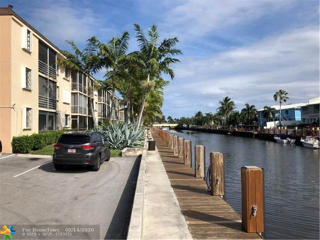 4502 N Federal Hwy #126, Lighthouse Point, FL 33064 (MLS #F10217013) :: Green Realty Properties