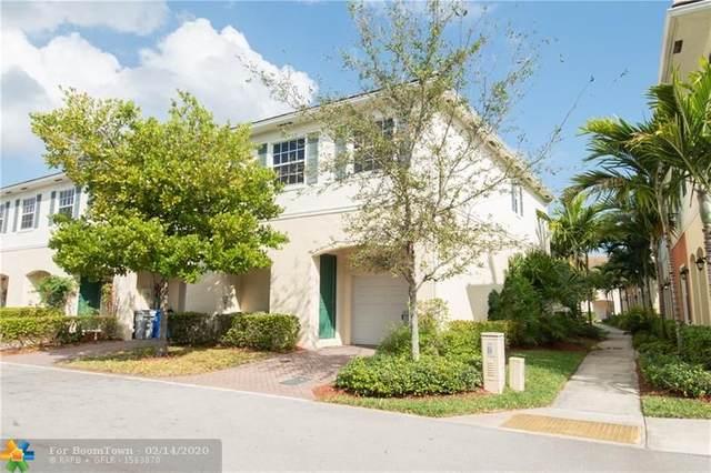 724 SW 2nd Ln, Pompano Beach, FL 33060 (MLS #F10217023) :: Green Realty Properties