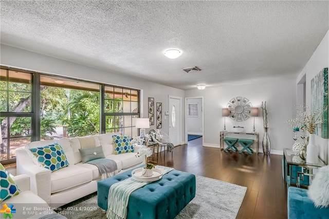 916 Johnson St, Hollywood, FL 33019 (MLS #F10217081) :: Green Realty Properties