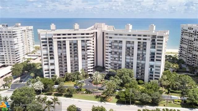 5100 N Ocean Blvd #319, Lauderdale By The Sea, FL 33308 (MLS #F10217095) :: RE/MAX