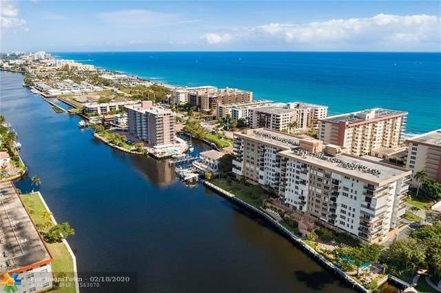 1150 Hillsboro Mile #508, Hillsboro Beach, FL 33062 (MLS #F10217101) :: RE/MAX