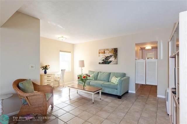9 N Birch Rd #401, Fort Lauderdale, FL 33304 (MLS #F10217128) :: Berkshire Hathaway HomeServices EWM Realty