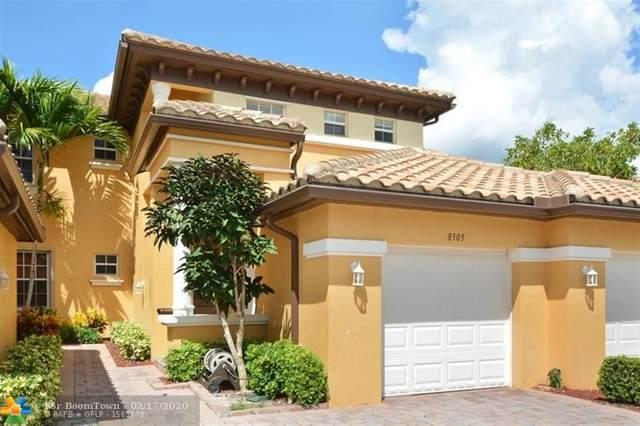 8309 NW 128th Ln 21-F, Parkland, FL 33076 (MLS #F10217131) :: Castelli Real Estate Services